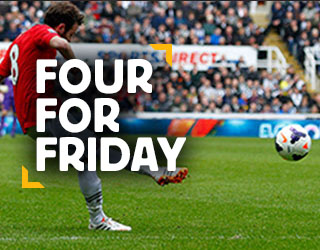 FOUR FOR FRIDAY