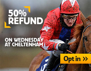 Refund at Cheltenham